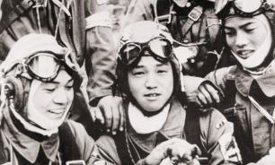 """Японские камикадзе,о которых """"споткнулись"""" американские войска"""