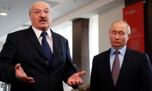 Путин и Лукашенко провели телефонные переговоры