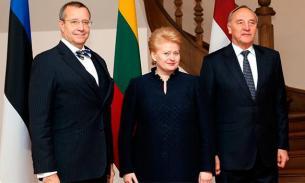 Балтия: Абсурд, ставший основой государств