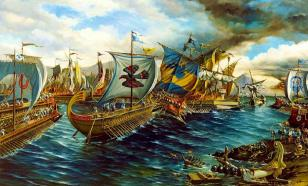 Сила в единстве. Битва при Саламине