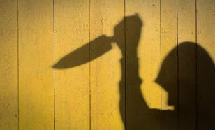 СК РФ показал жуткие кадры из квартиры напавшего на свою семью с ножом