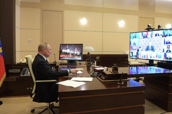 Путин назвал главную задачу региональных властей