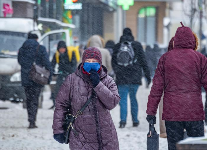 В России зафиксирован минимальный с сентября прирост коронавируса