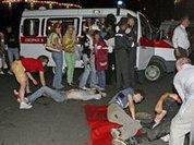 Взрыв в Пятигорске покалечил 28 человек