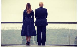 На первую леди США обрушился шквал критики из-за наряда