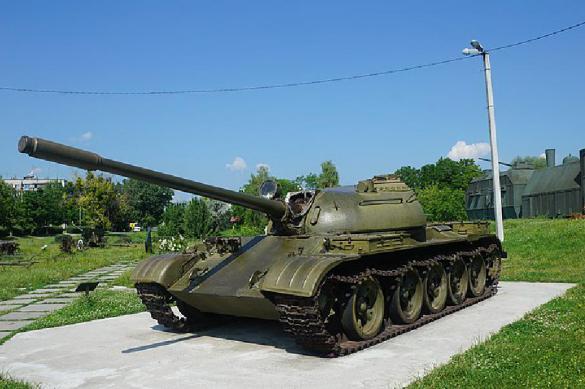 Советская армия имела передовое вооружение для своего времени
