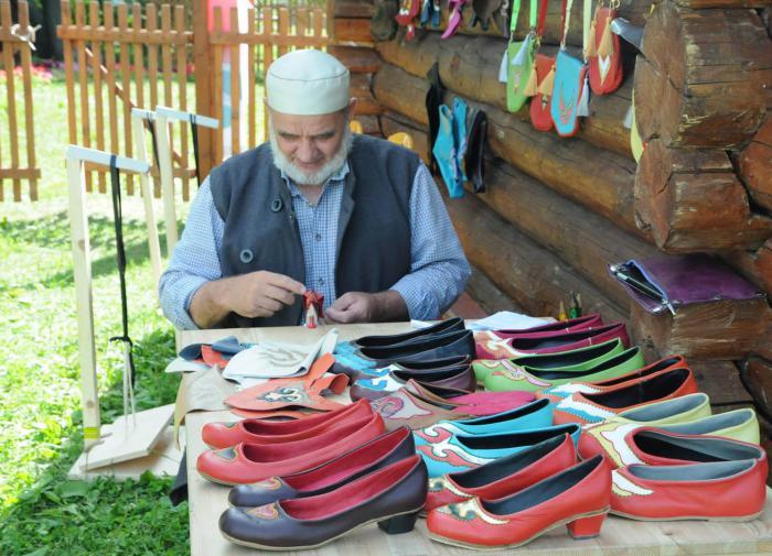 ТПП Татарстана разработали механизмы поддержки народно-художественных промыслов