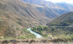 Казахстан и Киргизия заново поделили воду из реки Чу