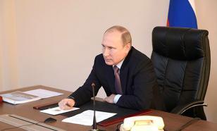 Путин назвал Россию будущей аграрной сверхдержавой