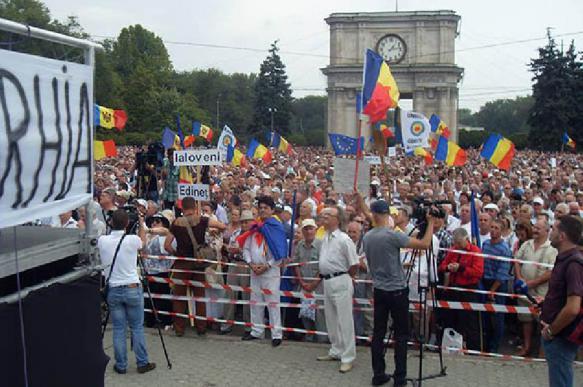 Миссия невыполнима: Россия, США и ЕС делят Молдавию