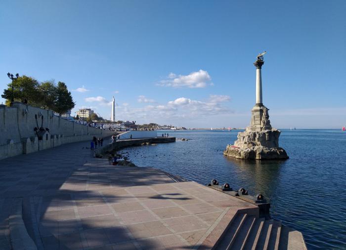 В Севастополе могут ввести тестирование туристов на COVID