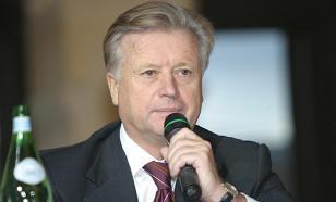 Глава олимпийского комитета стал сенатором