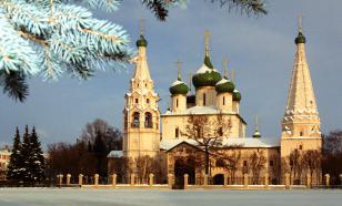 Ночной разговор в храме Пресвятой Троицы о Боге Милосердном и человеке ищущем