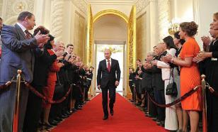 Четвертая инаугурация Путина. Прямая трансляция