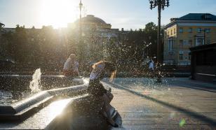 Синоптики ожидают самый жаркий день в Москве