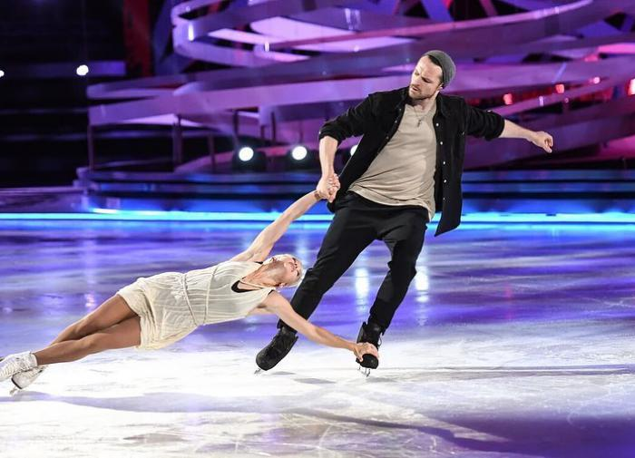 Евгений Пронин окрылён после выхода на лёд