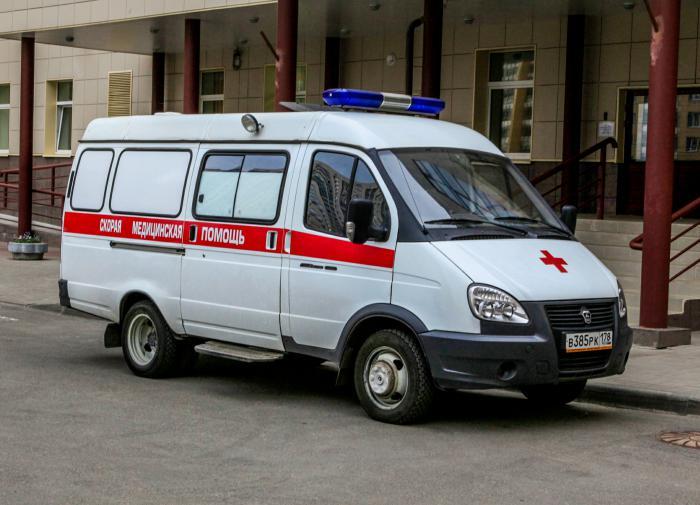 Пациентка скорой помощи погибла в ДТП в Челябинской области