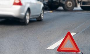 В Усть-Куте пьяный водитель сбил пятерых подростков и винит в этом ямы на дороге