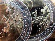 Евро впервые стоит дороже 57 рублей