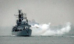Прибалтика снова позорит НАТО: Патрульный корабль таранил буксир