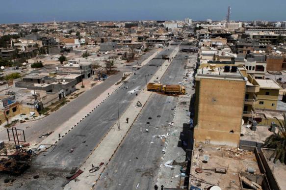 34 тысячи беженцев покинули Триполи из-за боевых действий - ООН