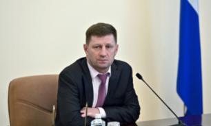 Жириновский встал на защиту губернатора Хабаровского края