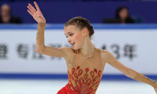 Щербакова закроет произвольную программу чемпионата мира в Стокгольме