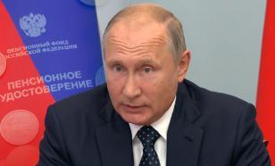 Как из-за реформы от Путина уходят избиратели