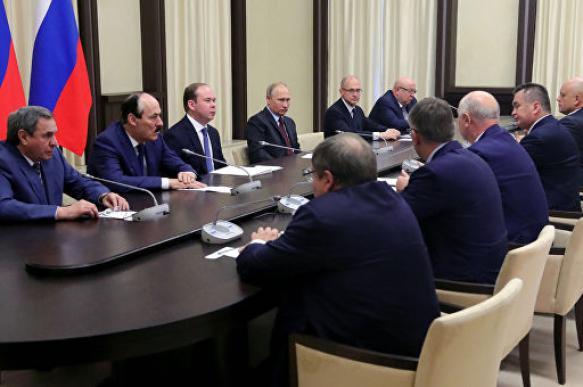 В Ингушетии, Севастополе, Коми и Архангельской области могут поменяться губернаторы