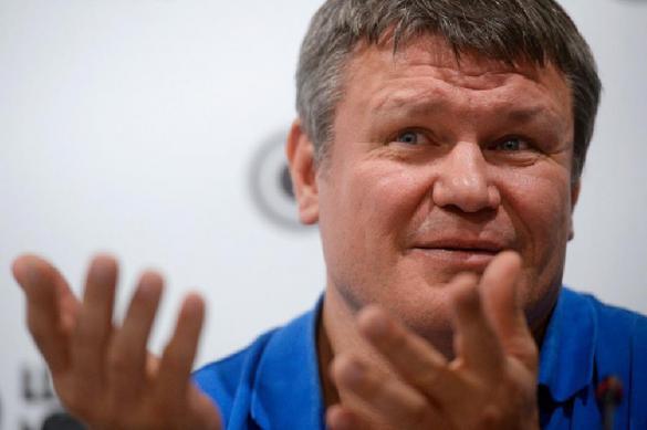 Тактаров ответил на оскорбления со стороны Емельяненко