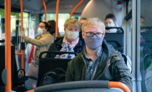 Под Новосибирском пассажир избил водителя автобуса и порвал ему ухо