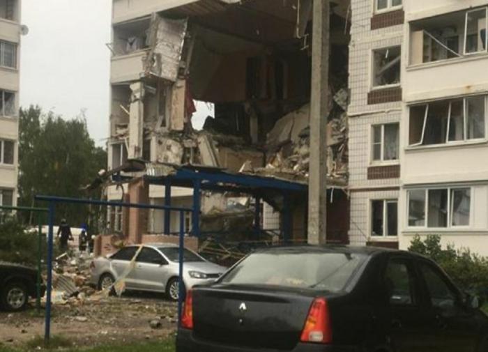 Пострадавшим при взрыве газа в Ногинске выплатят материальную помощь