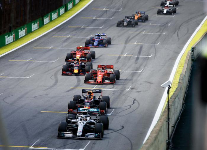Формула-1. Вильнев - Лучший на тестах в Монце