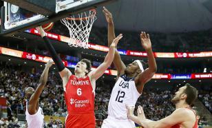 Сборная США в овертайме победила Турцию на Кубке мира