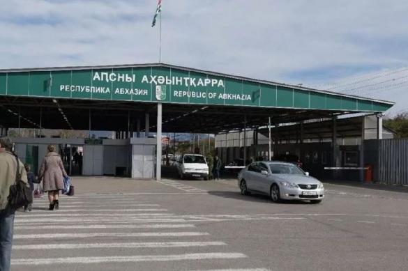Абхазия готовится закрыть границы