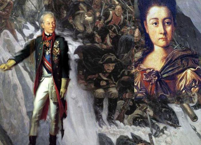 Варвара Суворова — последнее поражение полководца