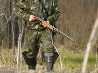 Горе-охотник застрелил приятеля вместо кабана.