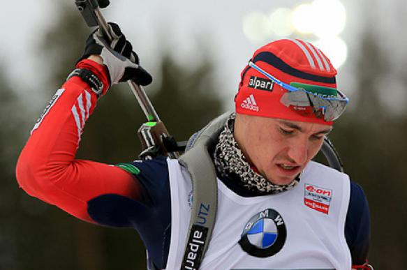 Против биатлониста Александра Логинова завели уголовное дело