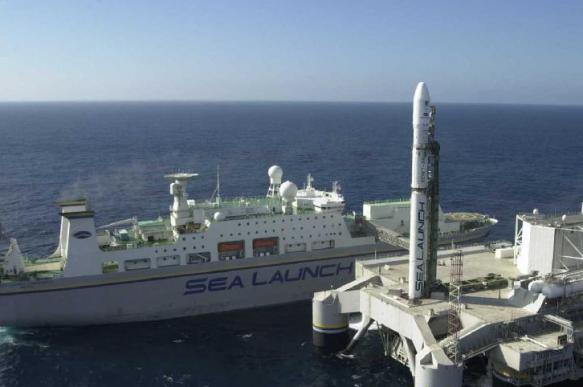 Плавучий космодром из США перебросят на Дальний Восток