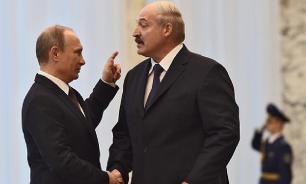 Россия не установила конкретную цену на газ для Белоруссии
