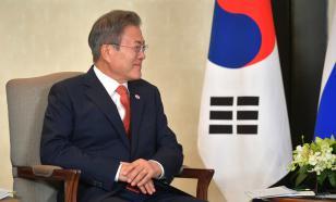 Жители Южной Кореи положительно оценили работу президента
