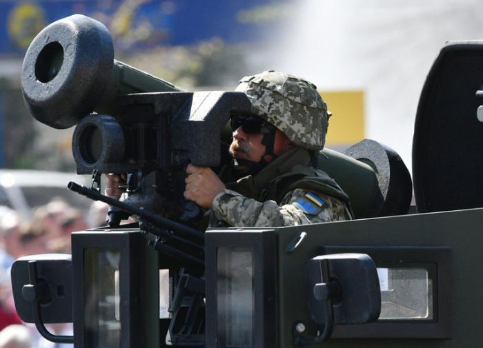 Фиаско США: ракеты Javelin на учениях на Украине не сработали