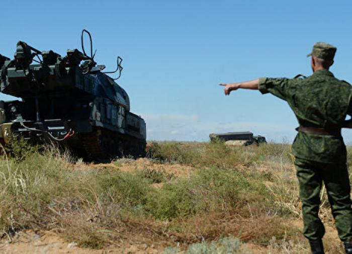 Россия и Китай проведут совместные военные учения