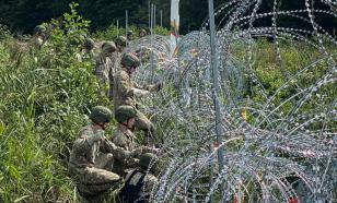 Мигранты хотят в ЕС, вот пусть он на забор и раскошелится, решили Литва и Польша