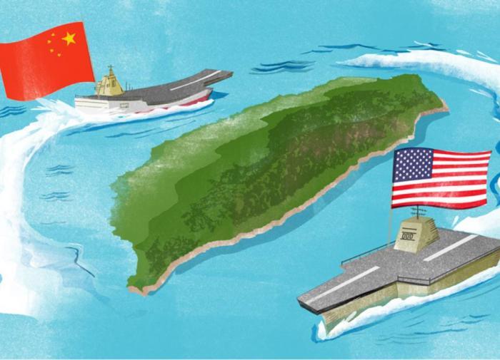 Business Insider: США не будут воевать с Китаем за Тайвань