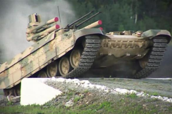 Новейшие системы российских вооружений покажут в действии