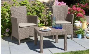 Садовая мебель: какую предпочесть
