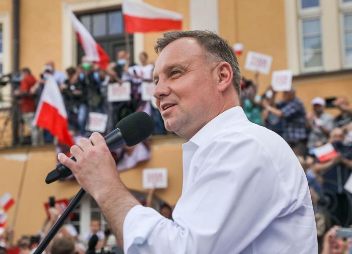 Поляки предложили Дуде высказать всё в лицо Путину