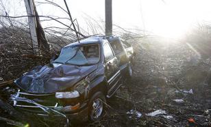 Предрождественские штормы на юго-востоке США унесли жизни восьми человек