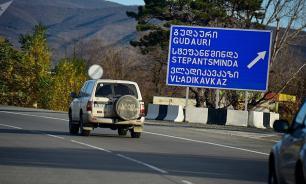 Грузия построит скоростную магистраль до границы с Россией